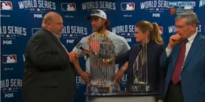 Sorry Bumgarner, Chevy Guy is the Real World Series MVP
