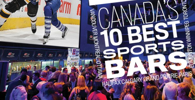 Canada's 10 Best Sports Bars
