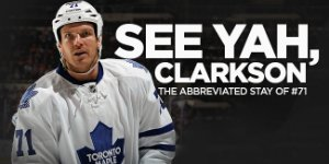 The Abbreviated Stay of David Clarkson