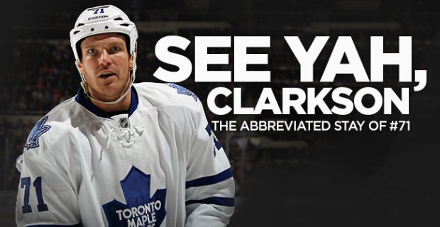 See Yah, Clarkson!