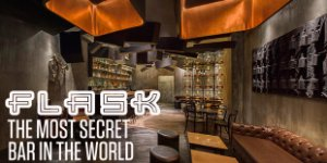 Flask: The Most Secret Bar In The World