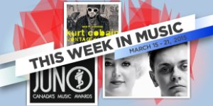 This Week In Music