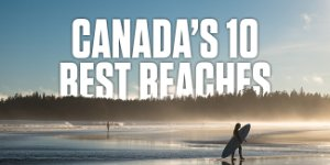 Canada's 10 Best Beaches