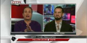 CM Punk Calls Out TSN's Michael Landsberg