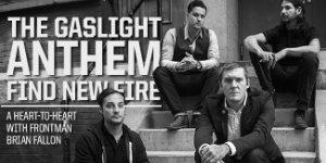 The Gaslight Anthem Find New Fire