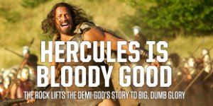 Hercules is Bloody Good