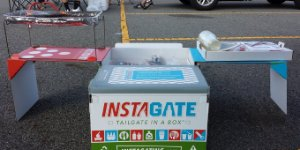 Instagate: Your Tailgate in a Box