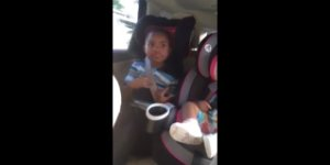 Little Boy Lectures Mom for Getting Pregnant