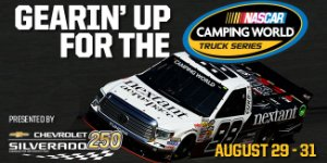 Gearin' Up for the Nascar Camping World Series