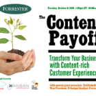 [Webinar] The Content Payoff: Transform your Business with Customer Experiences