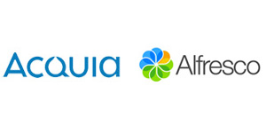 Acquia and Alfresco