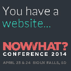 Now What? Conference 2014 Returns to Sioux Falls