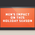 Moxie Infographic: Men holiday shop via mobile devices
