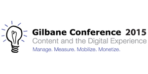 Gilbane Conference 2015