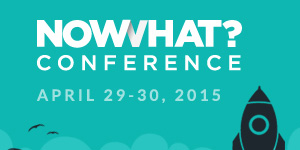 Now What Conference 2015