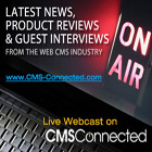 CMS Report on this Thursday's CMS Connected Webcast