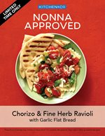 Chorizo & Fine Herb Ravioli