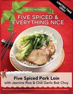 5 Spice Pork Loin