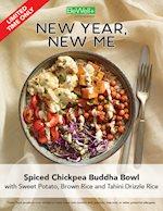 Spiced Chickpea Buddah Bowl