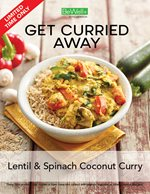 Lentil Spinach Coconut Curry