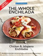 Chicken & Jalapeno Enchilada