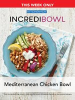 Mediterranean Chicken Bowl