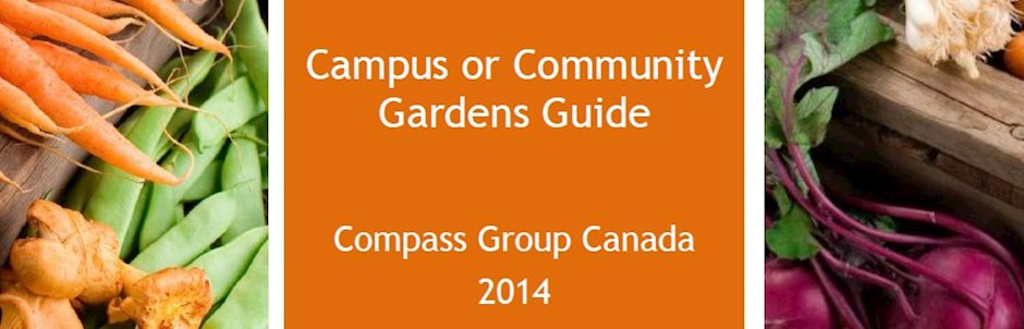 Campus Gardens Guide