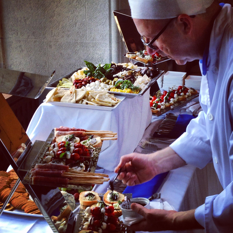 Bill Aymar - Chef Manager