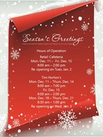 Retail Hours of Operation