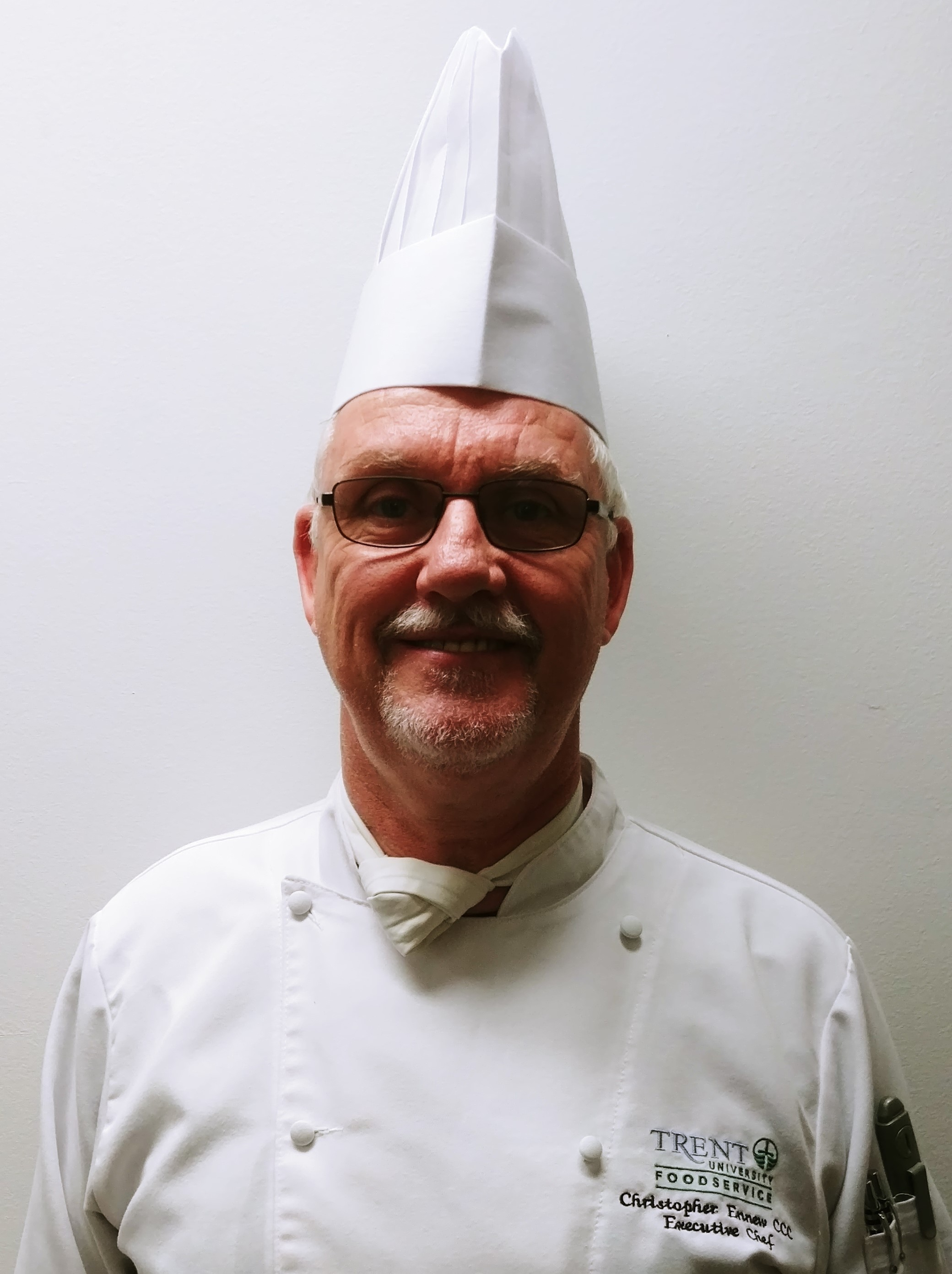 Christopher Ennew - Executive Chef
