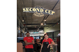 Second Cup - Trafalgar Campus Location