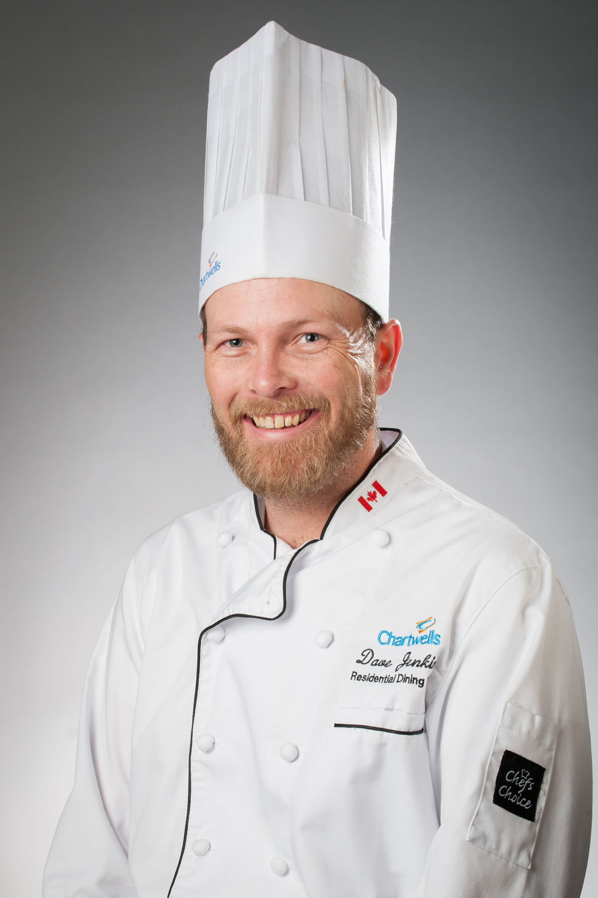 David Jenkins - Executive Sous Chef