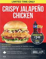 Crispy Jalapeno Chicken