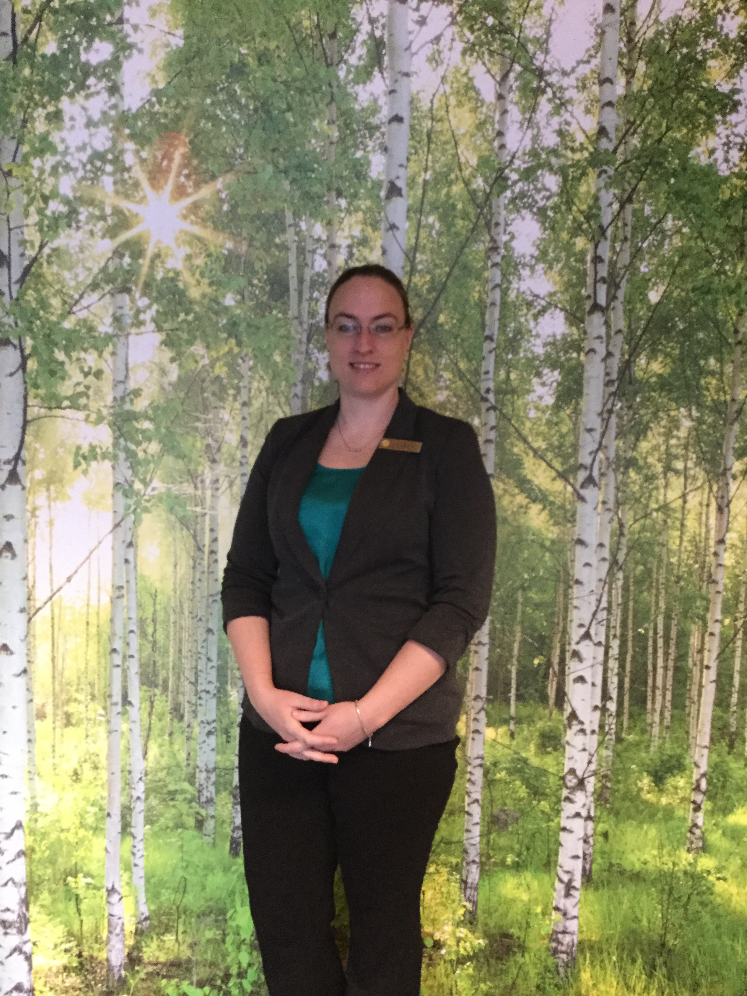 Sarah Pearson - Food Service Director