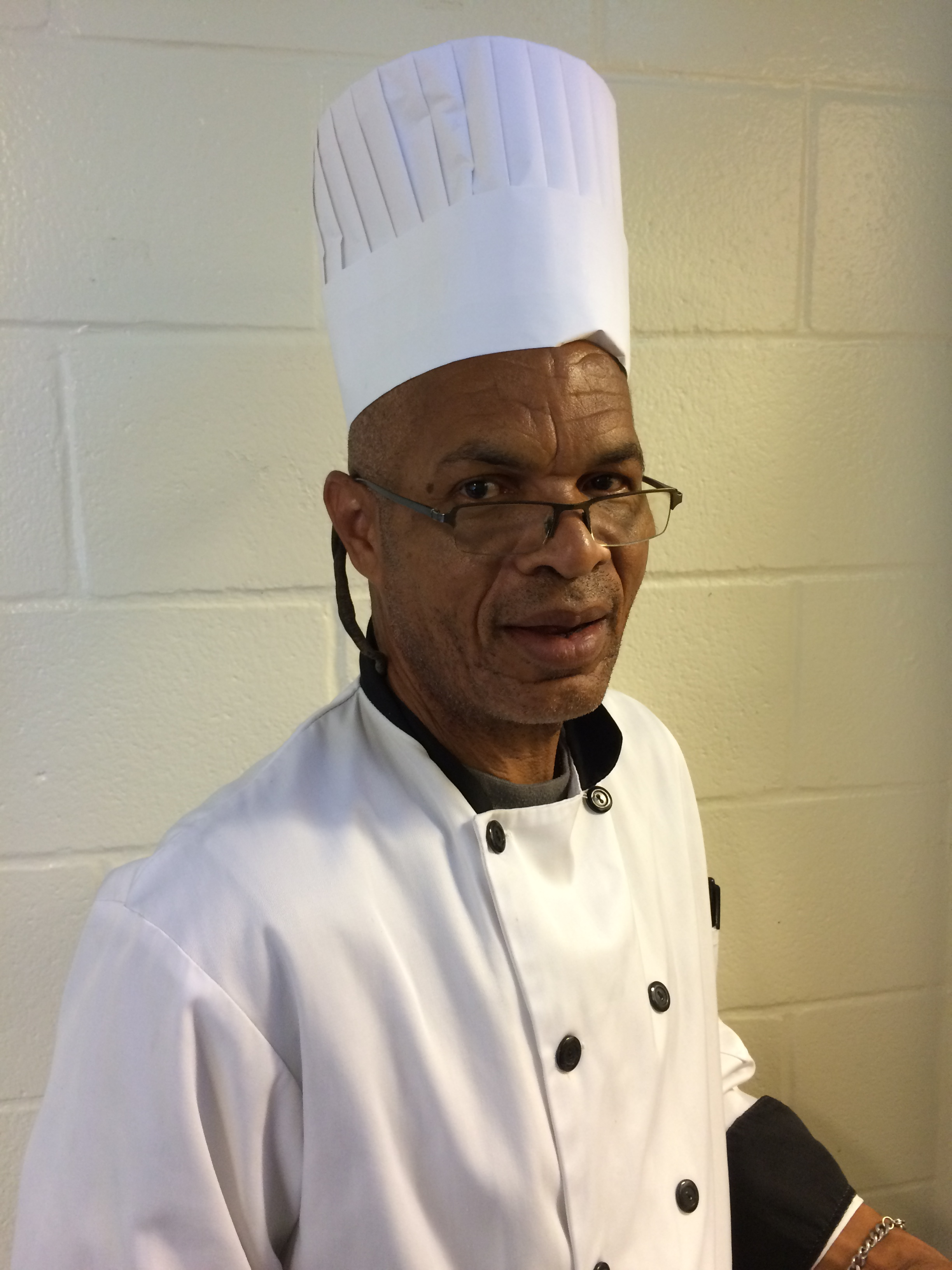Stephen Montague - Chef, OPH Residence