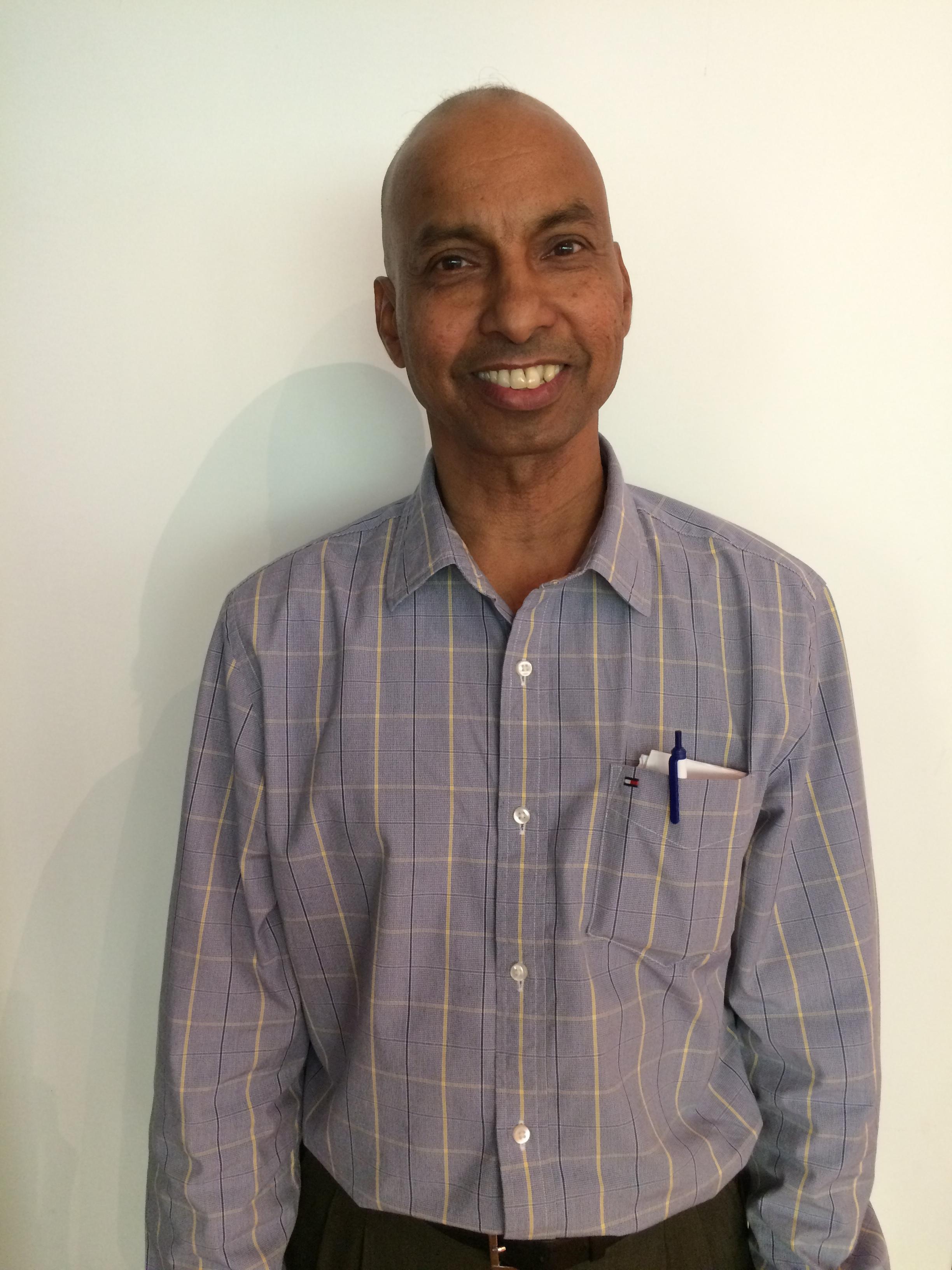 Siva Kuganesaphavan - Residence Manager
