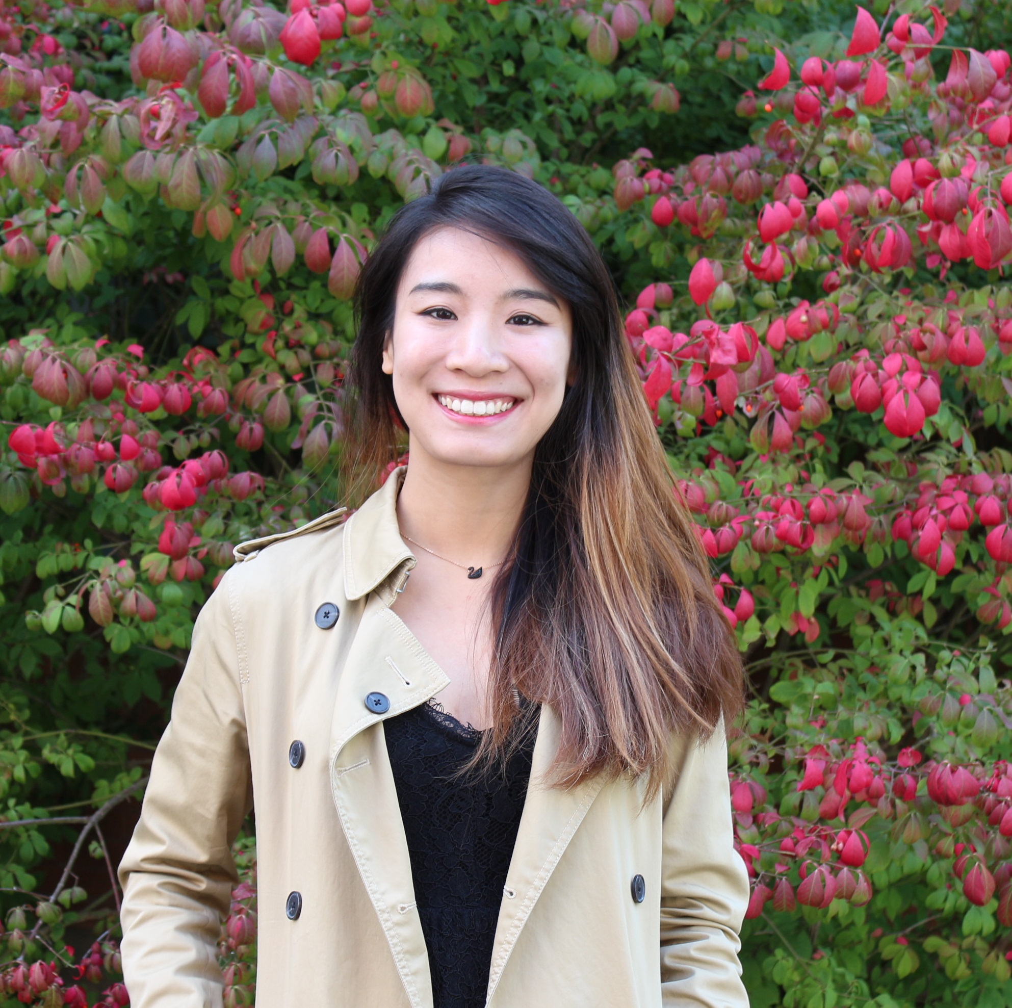 Echo Xu - Marketing Manager