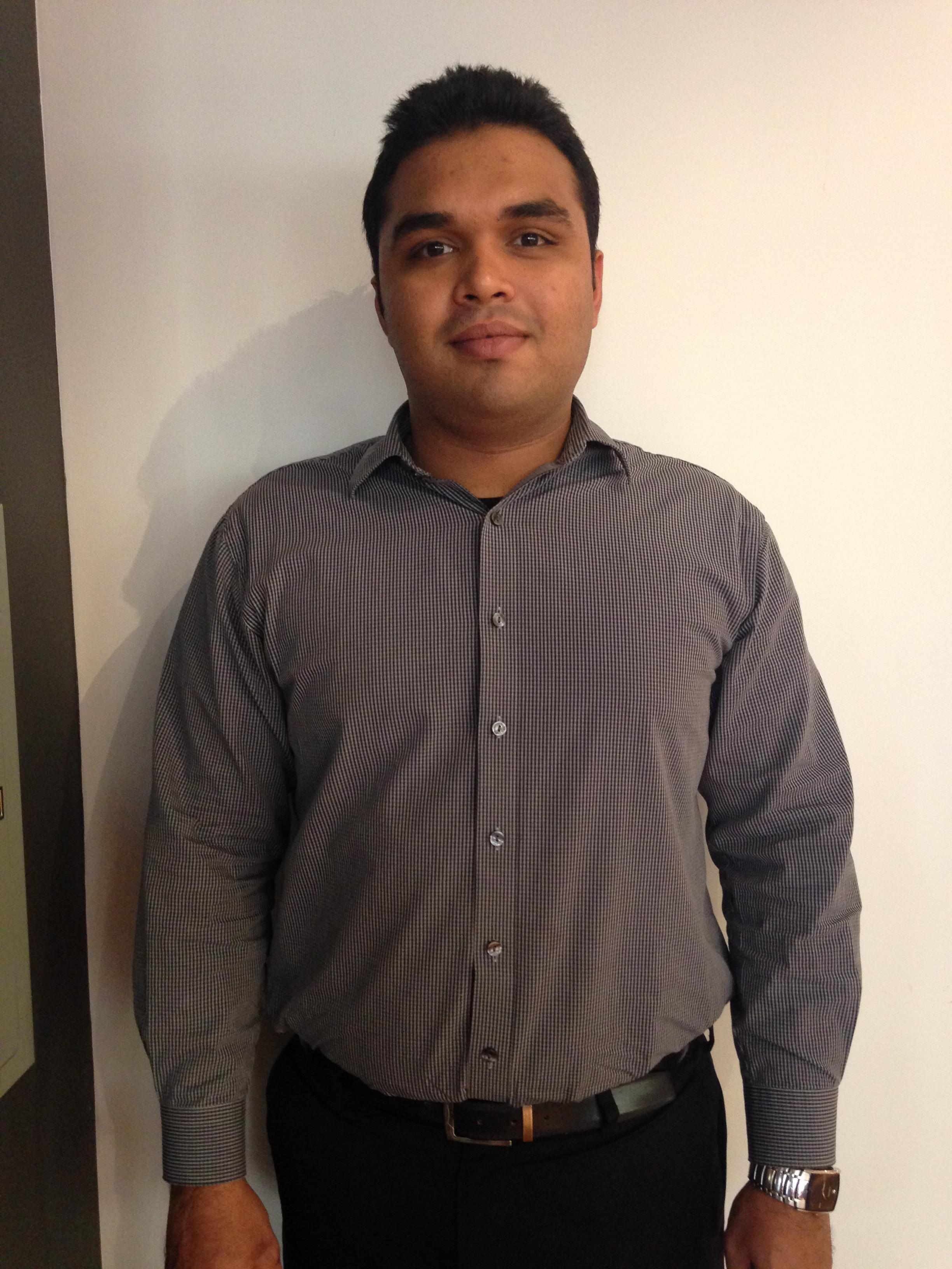 Onkar Tendulkar - Residence Manager