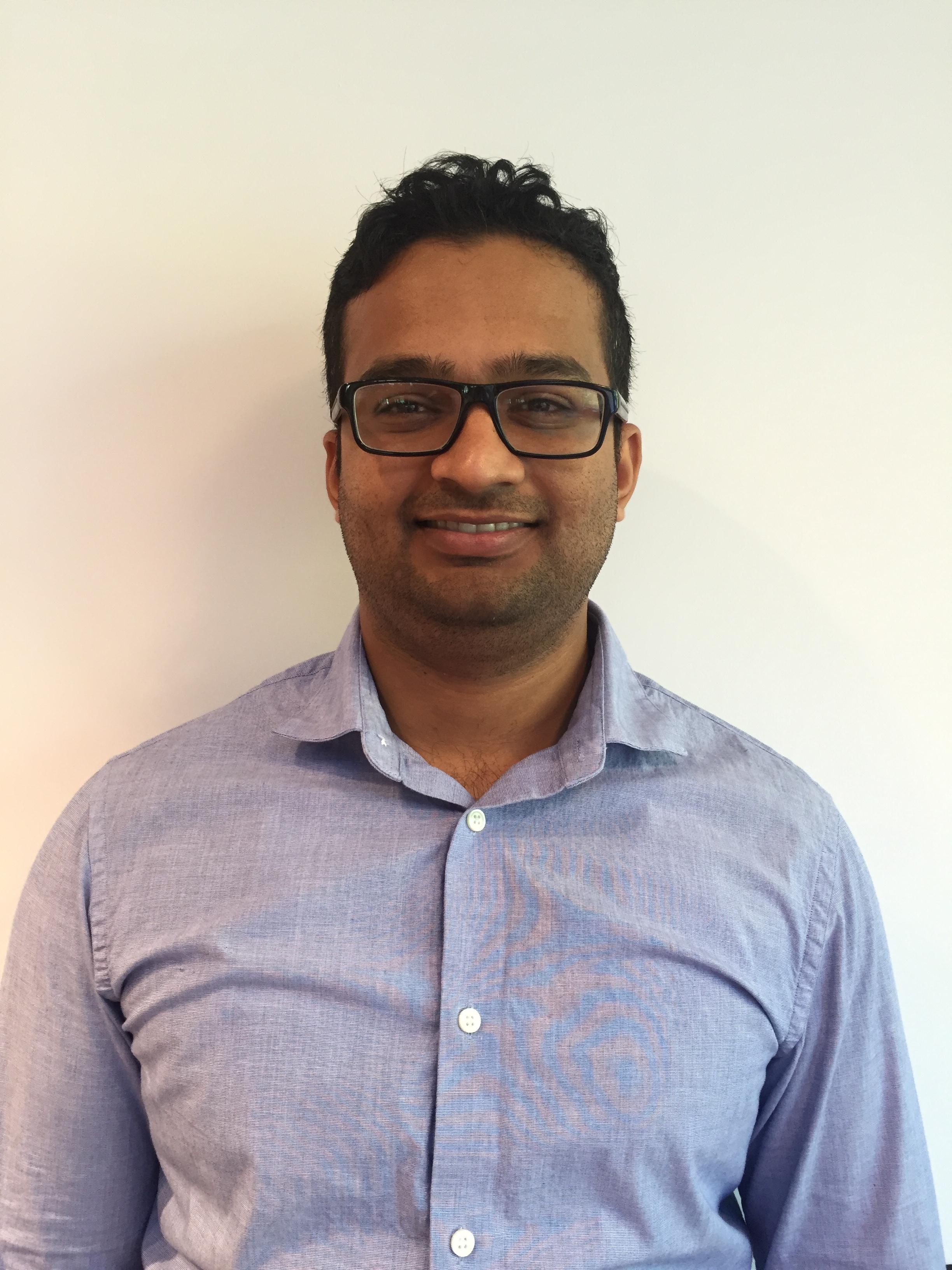 Rajan Kajla - Residence Manager