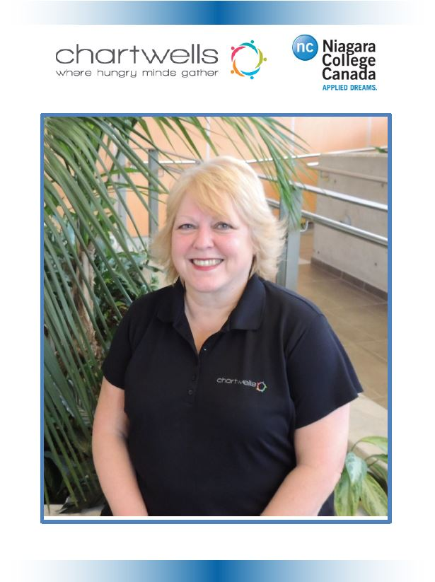 Lynn Larson - Catering Assistant and Front of House Lead - Welland Campus