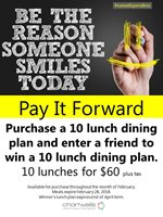 Pay It Forward!