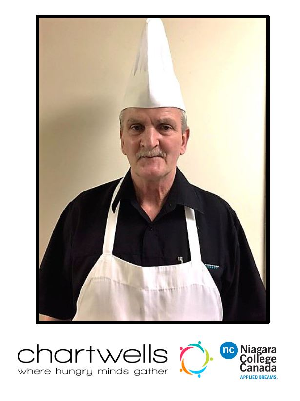 Serge Demers - Chef - Welland Campus