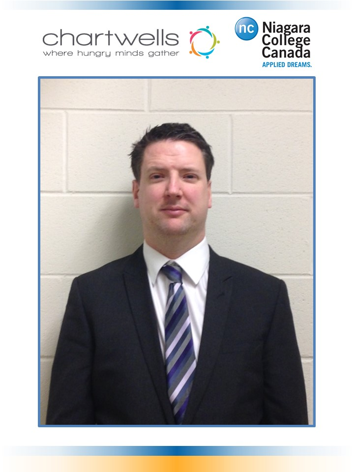 Steven Griffiths - Food Services Manager - Niagara-On-The-Lake