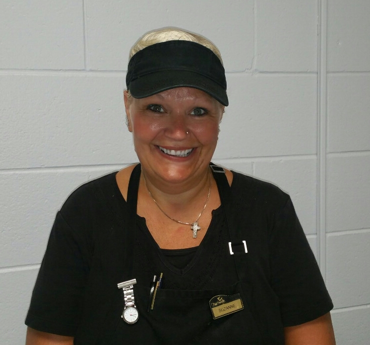 Suzanne Wildfong - Catering Coordinator