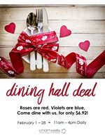 Dining Hall Deal