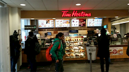 Tim Hortons - Davis Campus Location