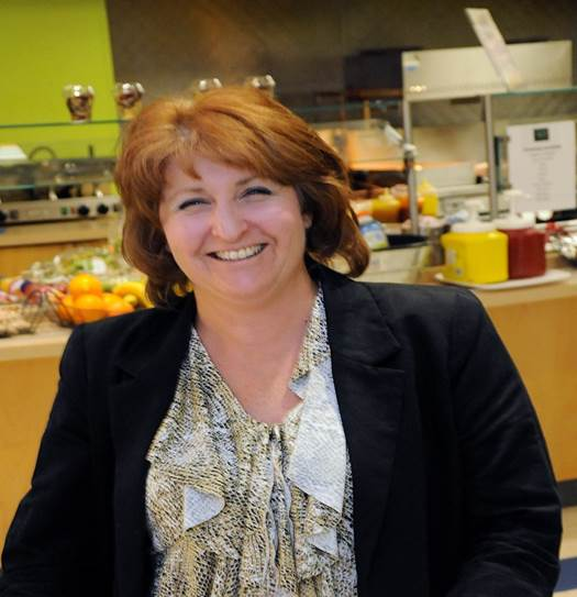 Karin Thomson - Food Service Director
