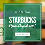 Starbucks Opening