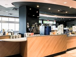 BCIT The Rix Cafe