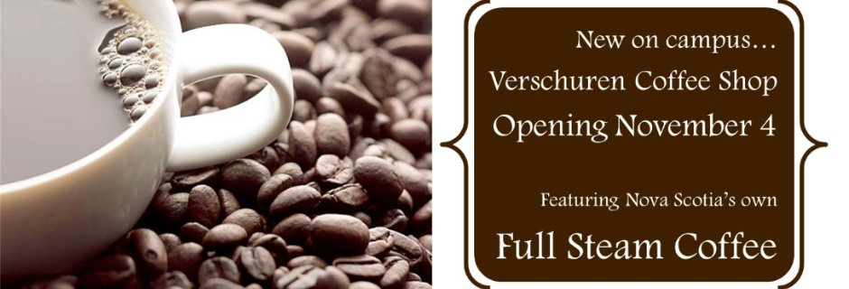 CBU New Coffee Shop
